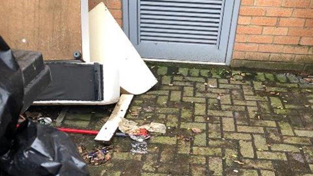 Cleaning Block of Flats Croydon